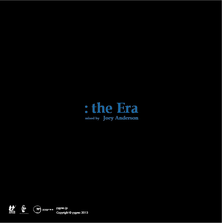 the Era (back) / Joey Anderson