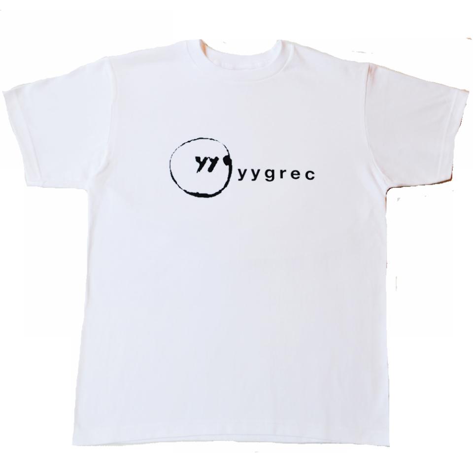 yygrec Logo T-shirts White